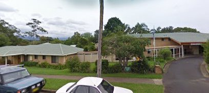 Street view of Bellingen Shire COVID Clinic