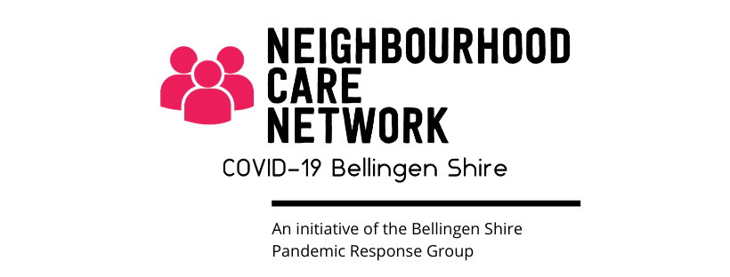 Bellingen Shire Neighbourhood Care Network logo